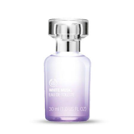 White Musk® Eau De Toilette | Shop By Range | The Body Shop