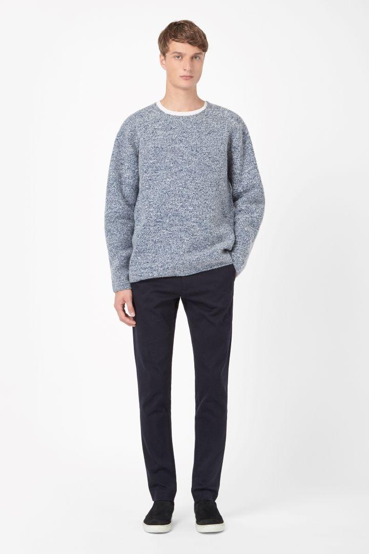 COS | Boiled wool jumper