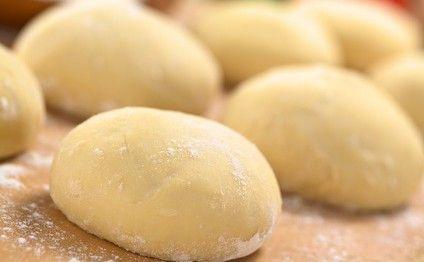 Pizza Dough   Low Sodium Gourmet