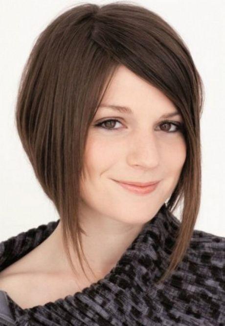 Kurzer Haarschnitt Für Rundes Gesicht Neu Frisuren Haar Stile 2018