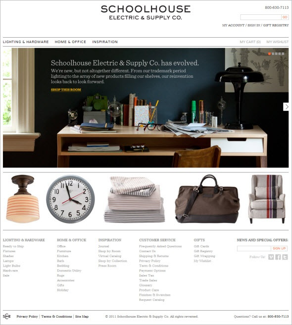 Schoolhouse Electric & Supply Co. on Magento: Decor, Schoolhouse Electric, Blog, Ms Concept