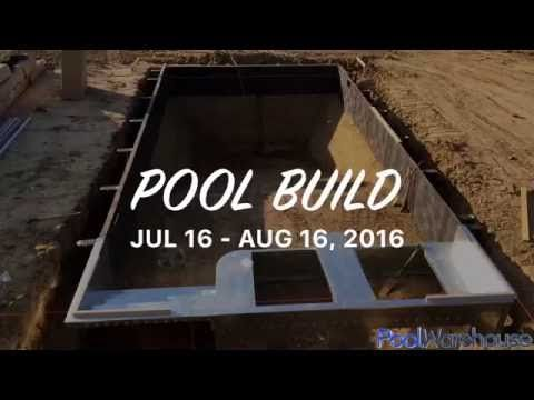 Inground Pool Kit Installation Video - Pool Warehouse DIY Pool Kits