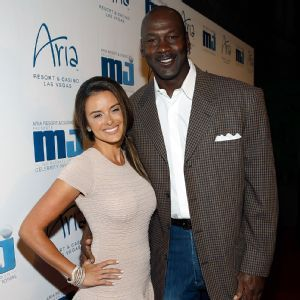 Michael Gets A New Pair Of Jordans  Michael Jordan's wife has given birth to identical twin daughters in West Palm Beach, Fla.