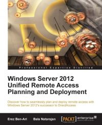 Windows Server 2012 Unified Remote Access Planning and Deployment Pdf Download e-Book