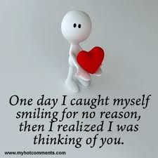 Quotes About You And Me | You Make Me Smile Quotes & Sayings