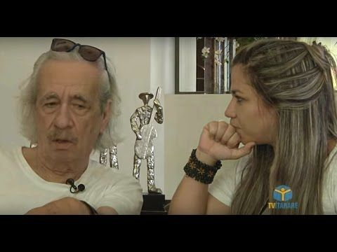 Geraldo Vandré - Entrevista - YouTube