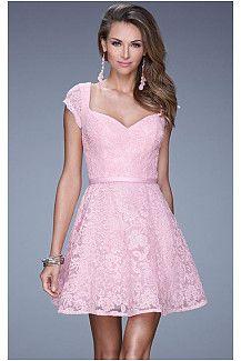 Cheap Pink Cocktail Dresses, Light Pink Cocktail Dresses Online – Okdress.co.uk