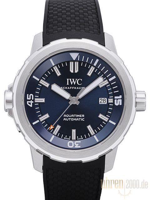 IWC Aquatimer Automatic IW329005 Edition Cousteau