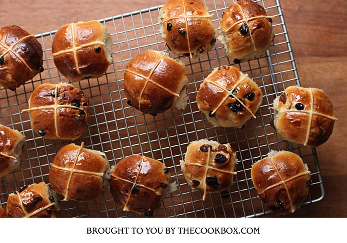 3 Uses for Left-Over Stale Hot Cross Buns