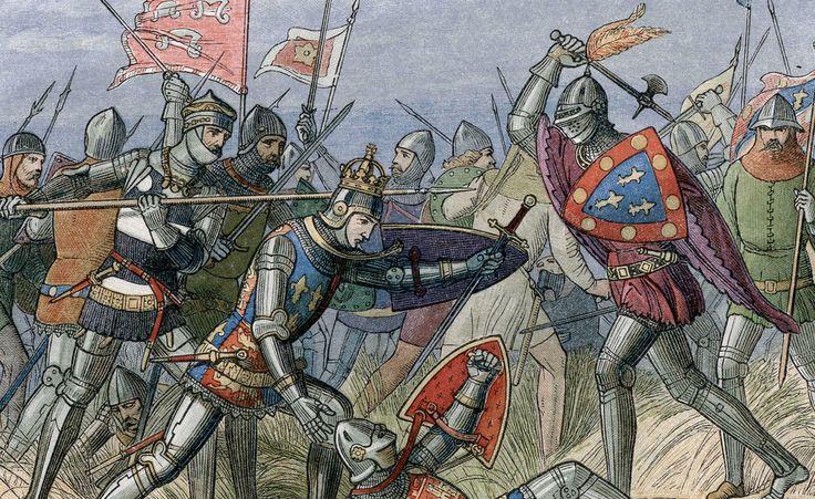 A história da Guerra dos Cem Anos - Guia do Estudante