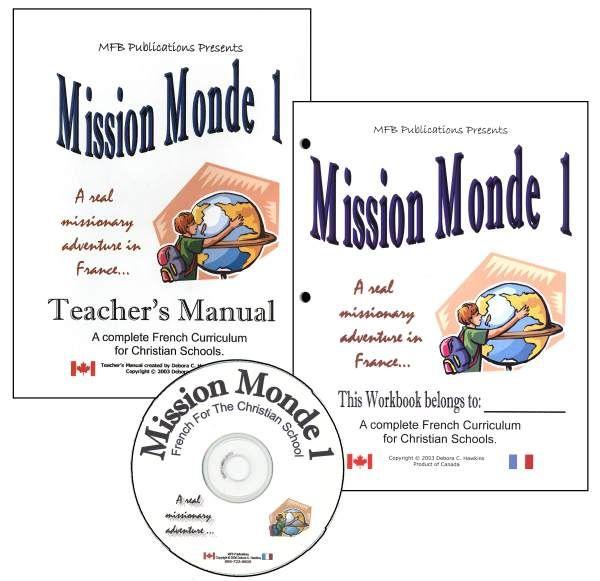 Mission Monde 1 | Main photo (Cover)