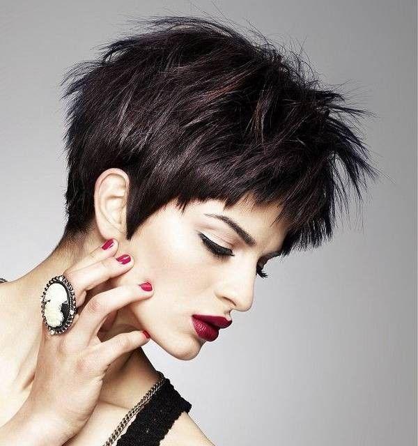 #Farbberatung #Stilberatung #Farbenreich mit www.farben-reich.com 20 Great Short Styles for Straight Hair