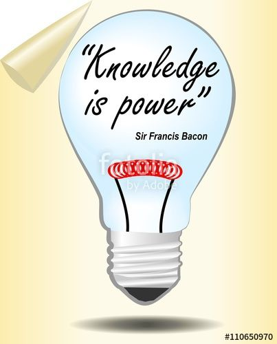 List Of Synonyms And Antonyms Of The Word Knowledge Is Power Symbol