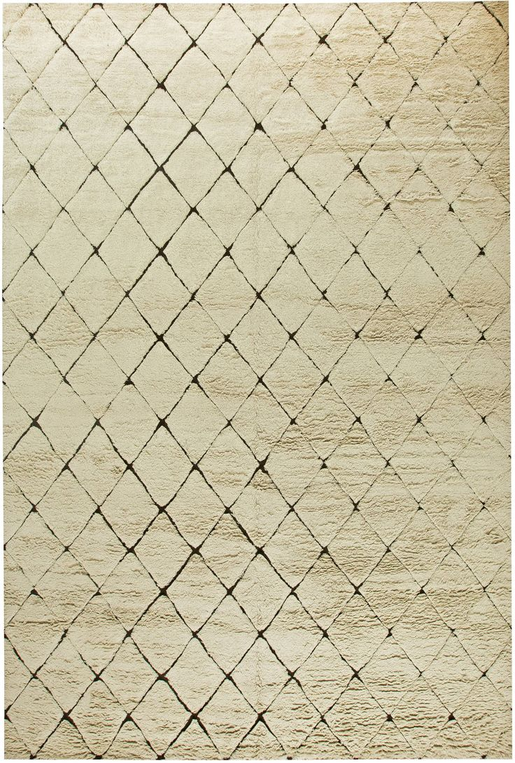best  modern rugs ideas on pinterest  designer rugs carpet  - modern rugs modern moroccan rug in beige modern style perfect for moderninterior decor