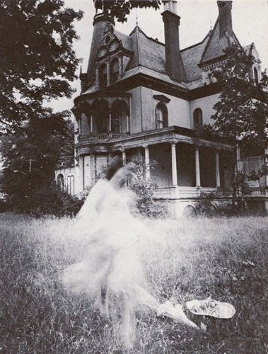 Spend the night in a real Haunted House.
