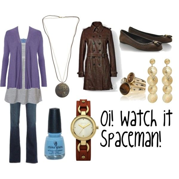 """""""Donna Noble"""" by favourite-fictional-fashions on Polyvore"""