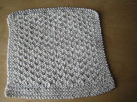 Seed stitch washcloths. Knitting Pinterest Stitches, Seed stitch and Seeds
