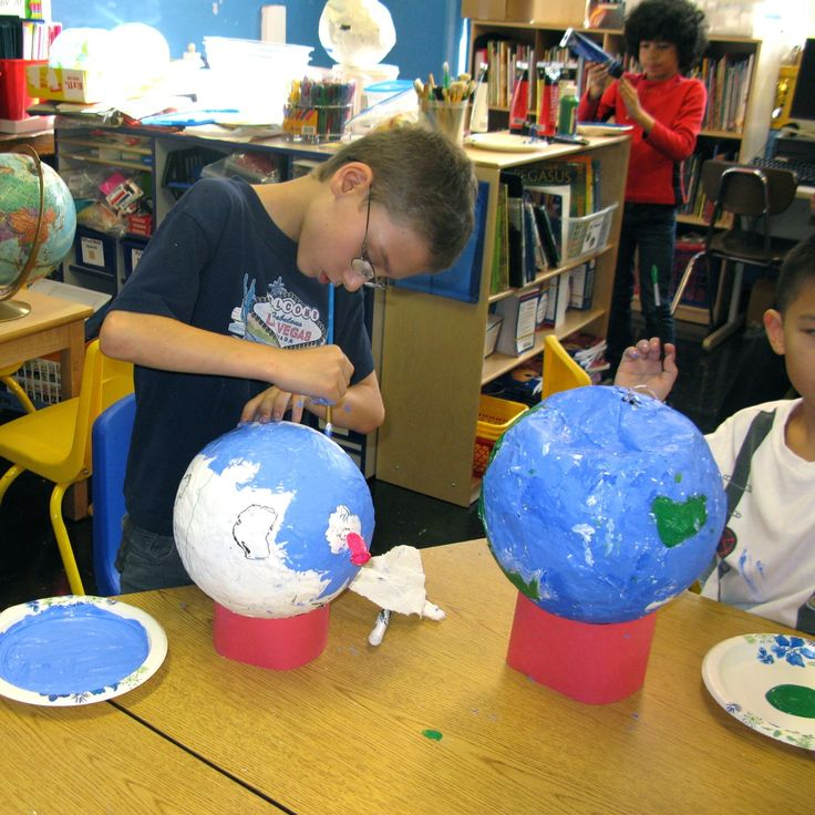 Five Projects to Juice Up Geography   Scholastic.com: Idea, Earth Balloon, Paper Lanterns, Globes And Maps, Geography Projects, Globes Paper, Paper Mache Globes, Balloon Globes, Schools Maps Projects