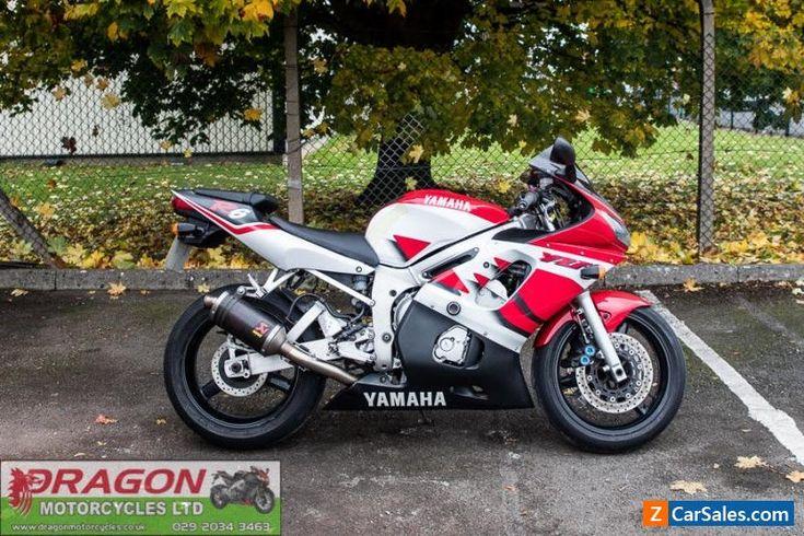 Yamaha R6 5EB #yamaha #yzfr6 #forsale #unitedkingdom