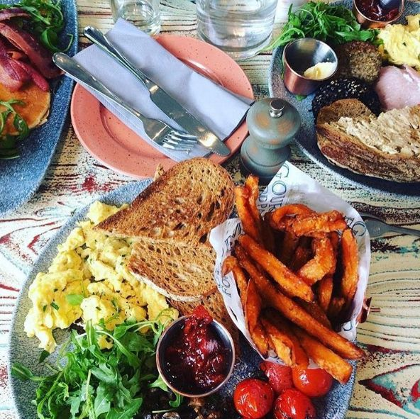 It's our favourite meal of the week...BRUNCH :) served all weekend in #Malahide #DunLaoghaire #Santry #Swords #somethingforeveryone #brunch #healthyoptions #cleaneating #treatyourself #dublin also serving brunch in @37dawsonstreet from 12pm