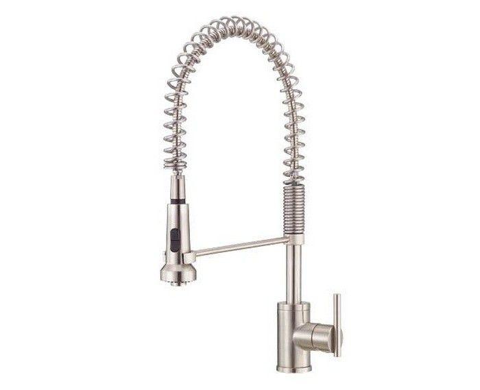 Danze Parma Single Handle Pre-Rinse Faucet: Remodelista