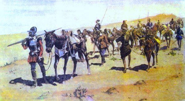 ковбои дикий запад арт - Поиск в Google