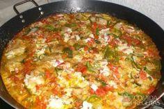 Receita de Moqueca de pirarucu em receitas de peixes, veja essa e outras receitas aqui!