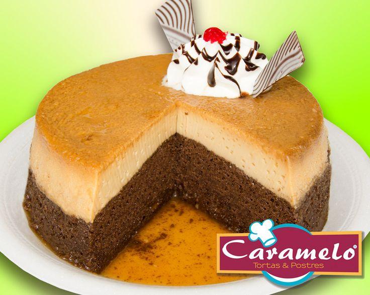 Choco flan  www.caramelo.com.co