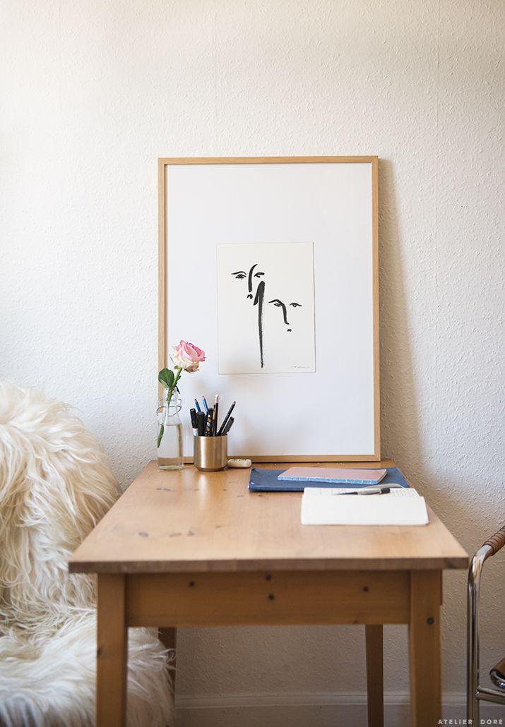 Atelier Doré. Christiane Spangsberg