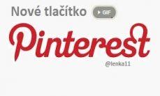"""Pinterest – nové tlačítko """"Play"""" a """"Pause"""", nová podpora formátu #gif #pinterest #socialnisite #justmediablog"""