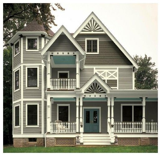 17 Best Images About Exterior Paint Color Ideas On Pinterest Queen Anne House Tours And Paint