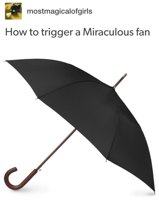 *violently squees in the distance*<<<<<*forcefully buys all the black umbrellas*