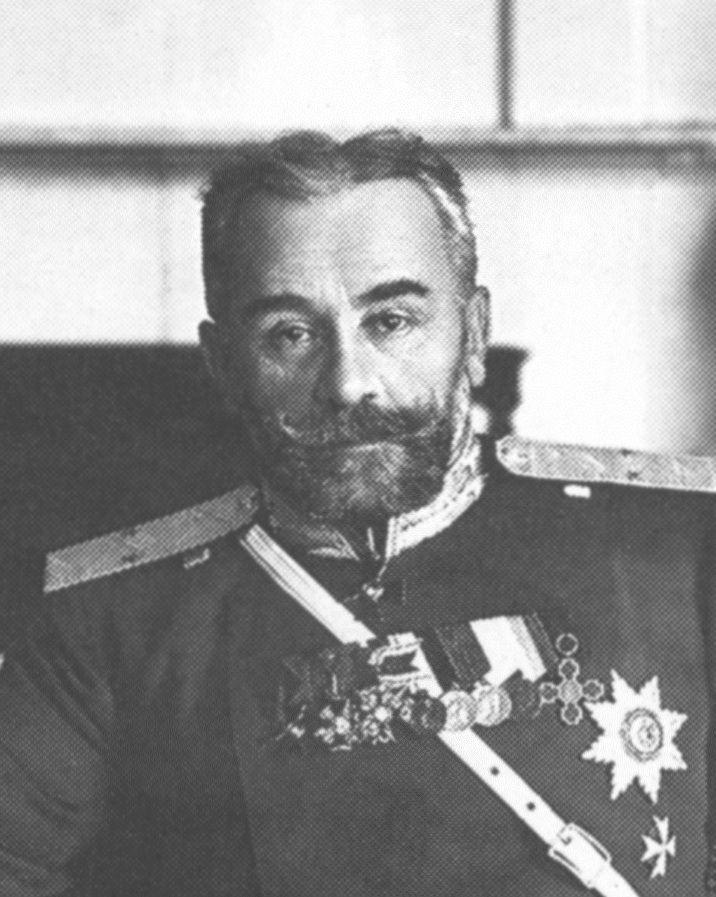 Влади́мир Фёдорович фон дер Ла́униц