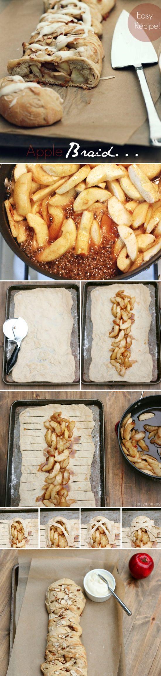 20 Unique Apple Dessert Recipes