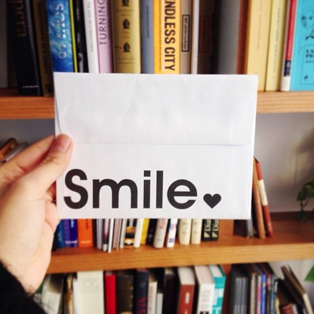 Smile! #fab #gifts