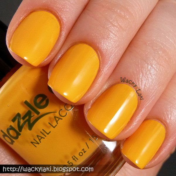 Wacky Laki: Dazzle Dry Beach Ready Summer 2014 Collection Swatches and Review...