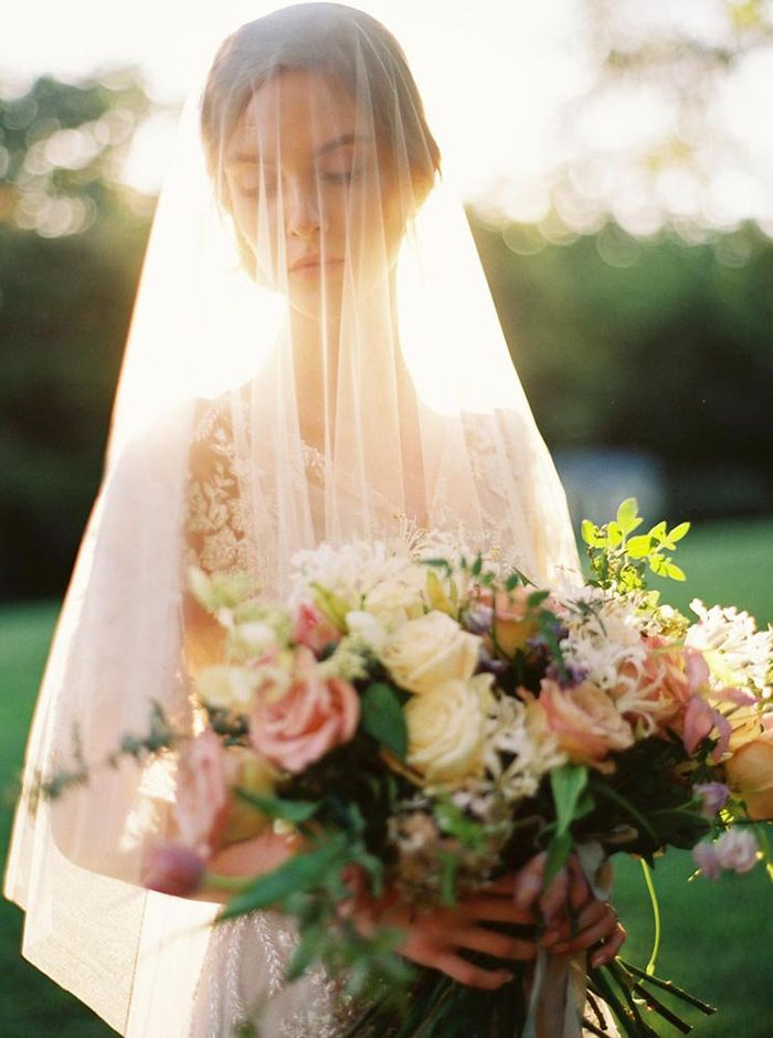 new classic wedding ideas | image via: once wed