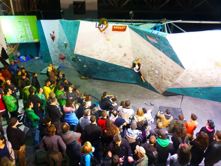 OAKA Bouldering Competition 8/3/2014 #Bouldering #Greece