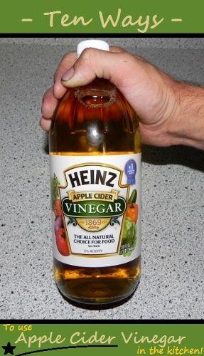 """Meet the """"Mother"""" of All Vinegar from Heinz - 10 Ways to use Heinz Apple Cider Vinegar in the kitchen! @Heinz Vinegar #sponsored #HeinzVinegar"""