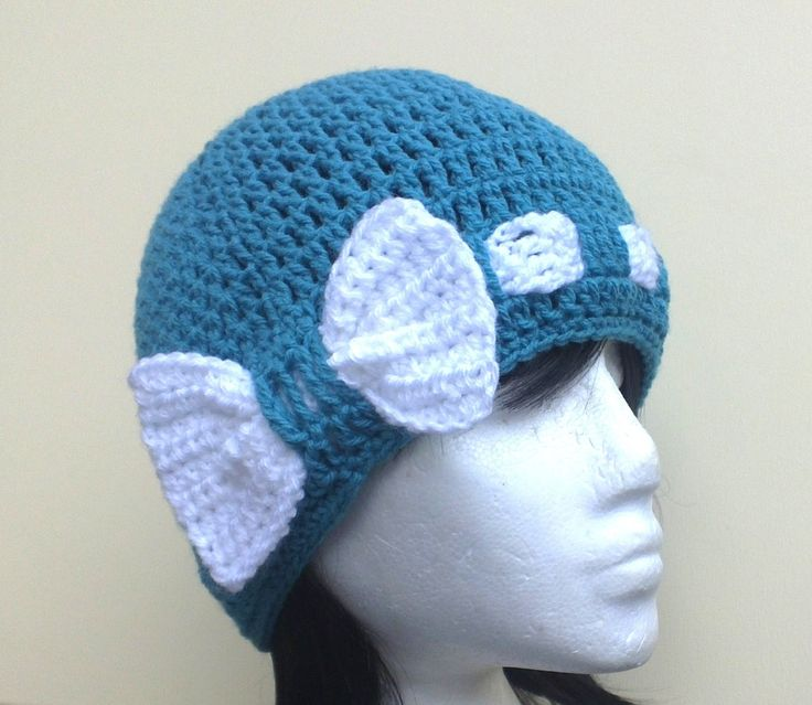 Crochet Hat Patterns Tutorials : Bow - Licious Hat Crochet Tutorial Crochet Head Covers ...