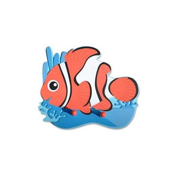 Porte manteaux Nemo de Disney