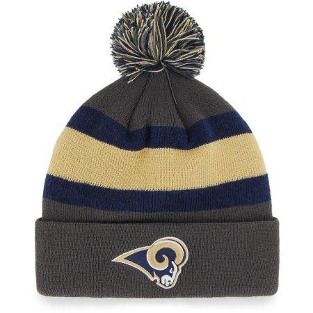 NFL Los Angeles Rams Mass Breakaway Cap - Fan Favorite, Black