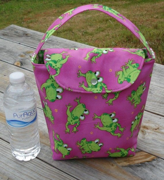 24 best Lunch Bags images on Pinterest