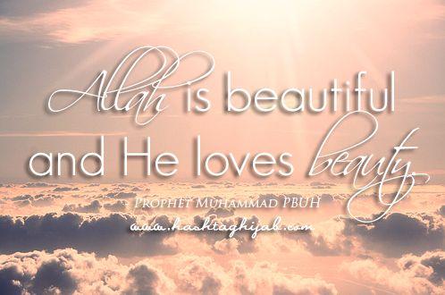 Islamic Daily: Beauty