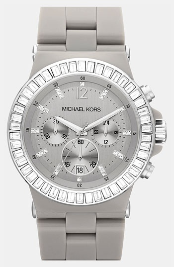I pretty much love anything Michael Kors, but this watch is fab!