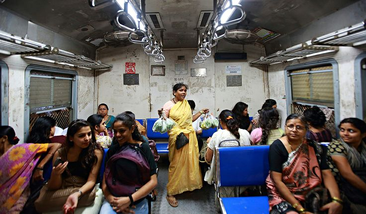 Ladies' Special train in Mumbai