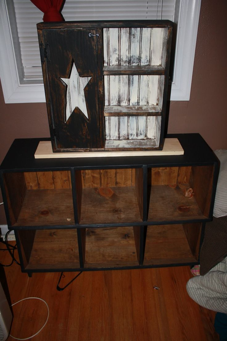 Diy primitive furniture - Find This Pin And More On Primitive Craft Ideas Diy Just Primitive Furniture