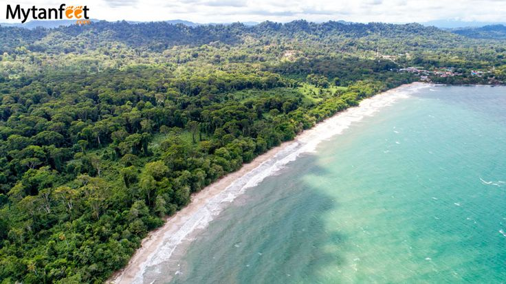 Playa Blanca and Vargas Cahuita National park - white sand beaches in Costa Rica