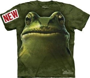 Camiseta - The Mountain - Frog Head