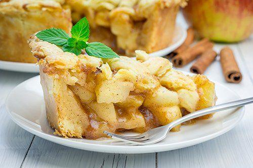 Tarta de Manzana y Canela Te enseñamos a cocinar recetas fáciles cómo la receta de Tarta de Manzana y Canela y muchas otras recetas de cocina..